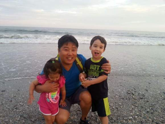 family-beach
